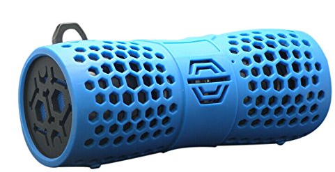 Sylvania Sp332 - Blue Water Resistant Bluetooth Speaker