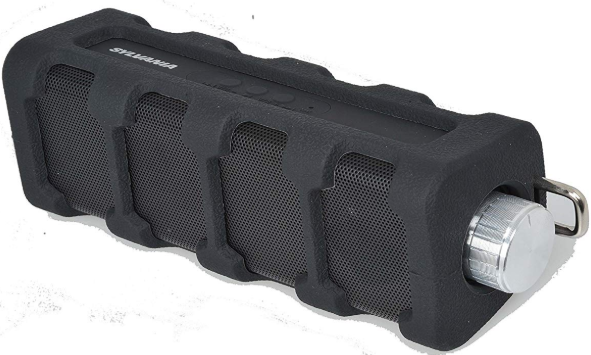 Sylvania Sp244 Water Resistant Rugged Portable Bluetooth Speaker