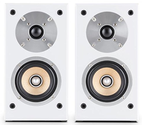 Best Bookshelf Speakers Under 100