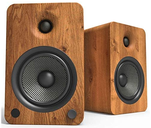 Kanto YU6 Bluetooth Bookshelf Speakers