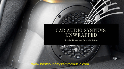 CAR AUDIO SYSTEMS