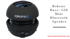 Best Portable Speakers For iPhone