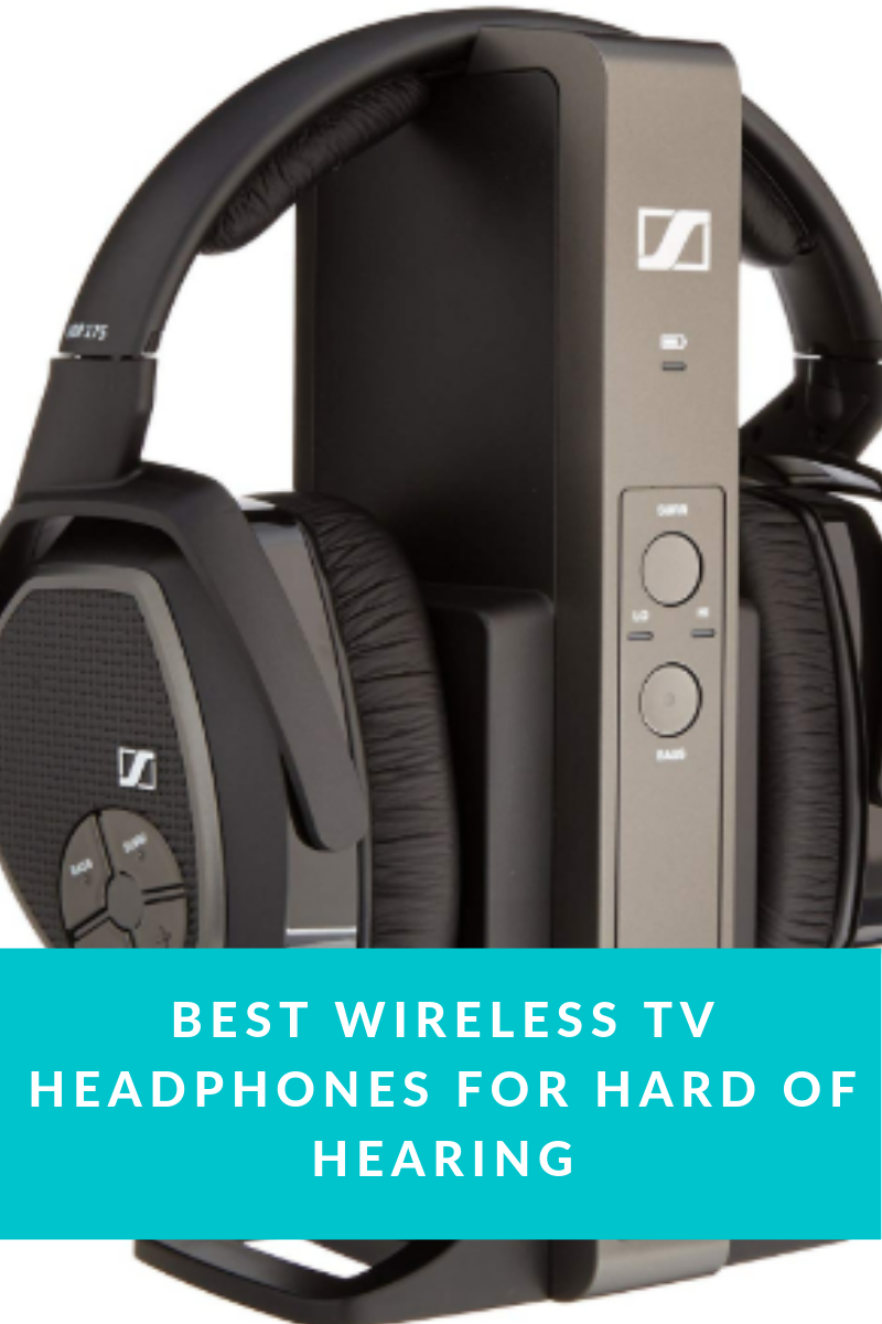 Best Wireless TV Headphones For Hard Of Hearing 10