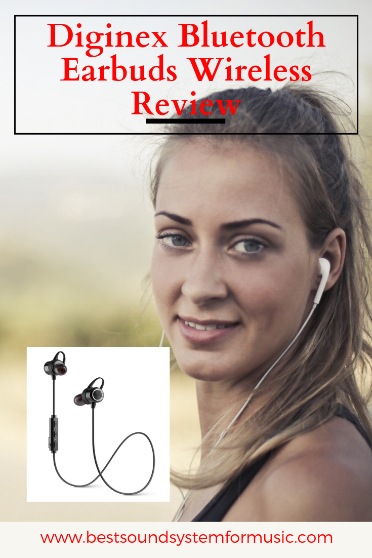 Diginex Bluetooth Earbuds Wireless Review