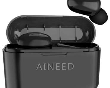 AINEED Noise Cancelling Isolation Sport Earbud