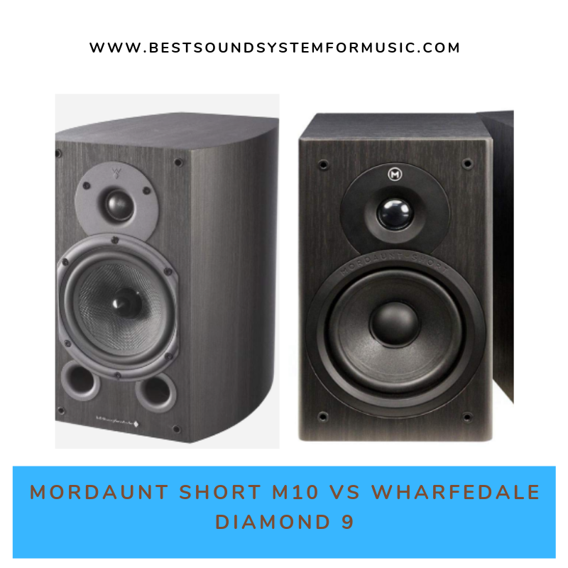 Mordaunt Short M10 Vs Wharfedale Diamond 9