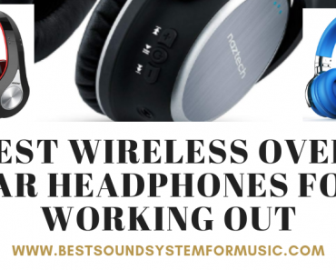 Best Wireless Over-Ear Headphones For Working Out 3
