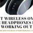 Best Wireless Over-Ear Headphones For Working Out 2