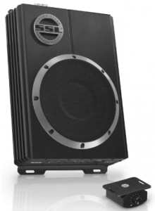 Sound Storm LOPRO10 Amplified Car Subwoofer