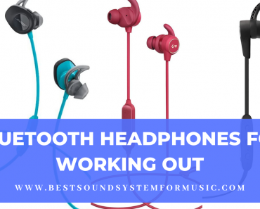 Bluetooth Headphones For Working Out