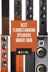 Floorstanding Speakers Under 1000