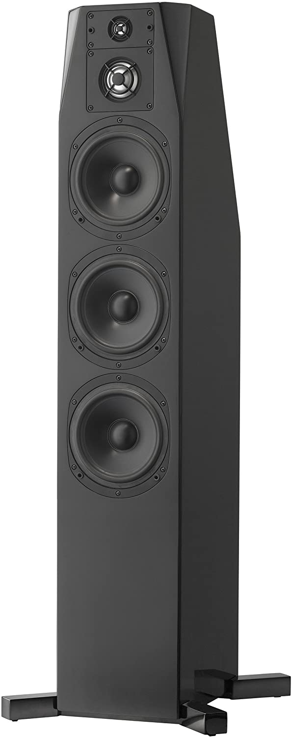 NHT C Series C-4 Floor-Standing 4-Way Tower Speaker
