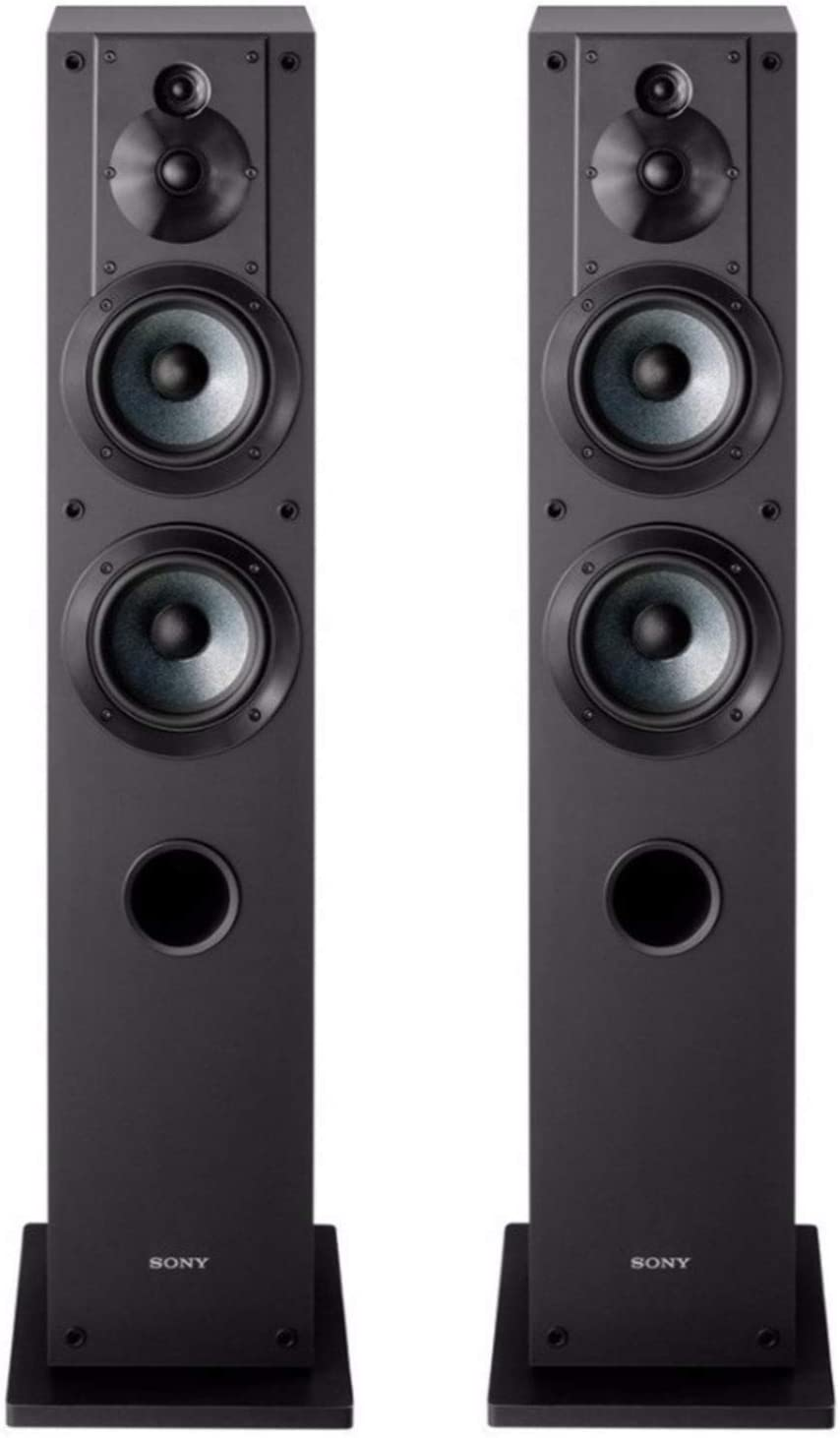 Sony SS-CS3 3-Way 4-Driver Floor-Standing Speaker