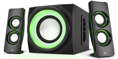 Cyber Acoustics Gaming Bluetooth Speakers 2.1 Subwoofer