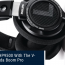 Philips SHP9500 With The V-Moda Boom Pro