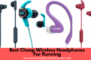 Cheap Wireless Headphones For Running