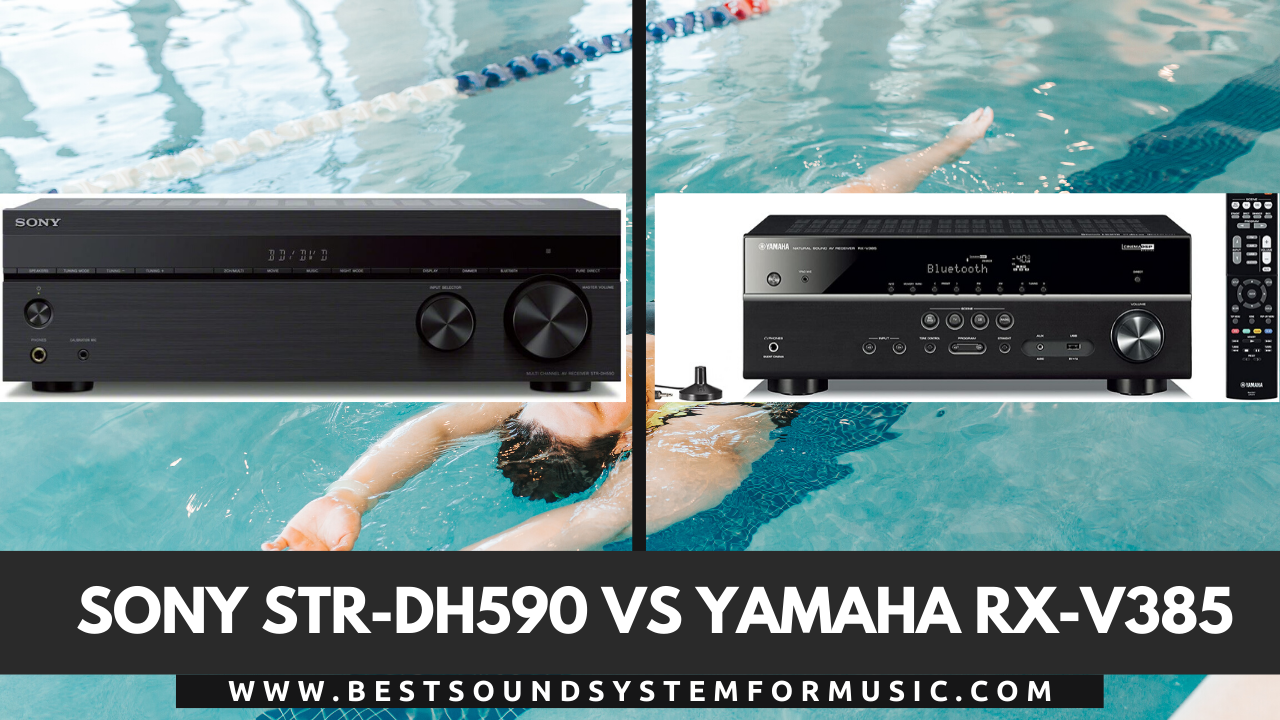 Which Is The Best Receiver Sony Str Dh590 Vs Yamaha Rx Manual Guide