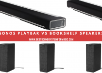 Sonos Playbar vs Bookshelf speakers
