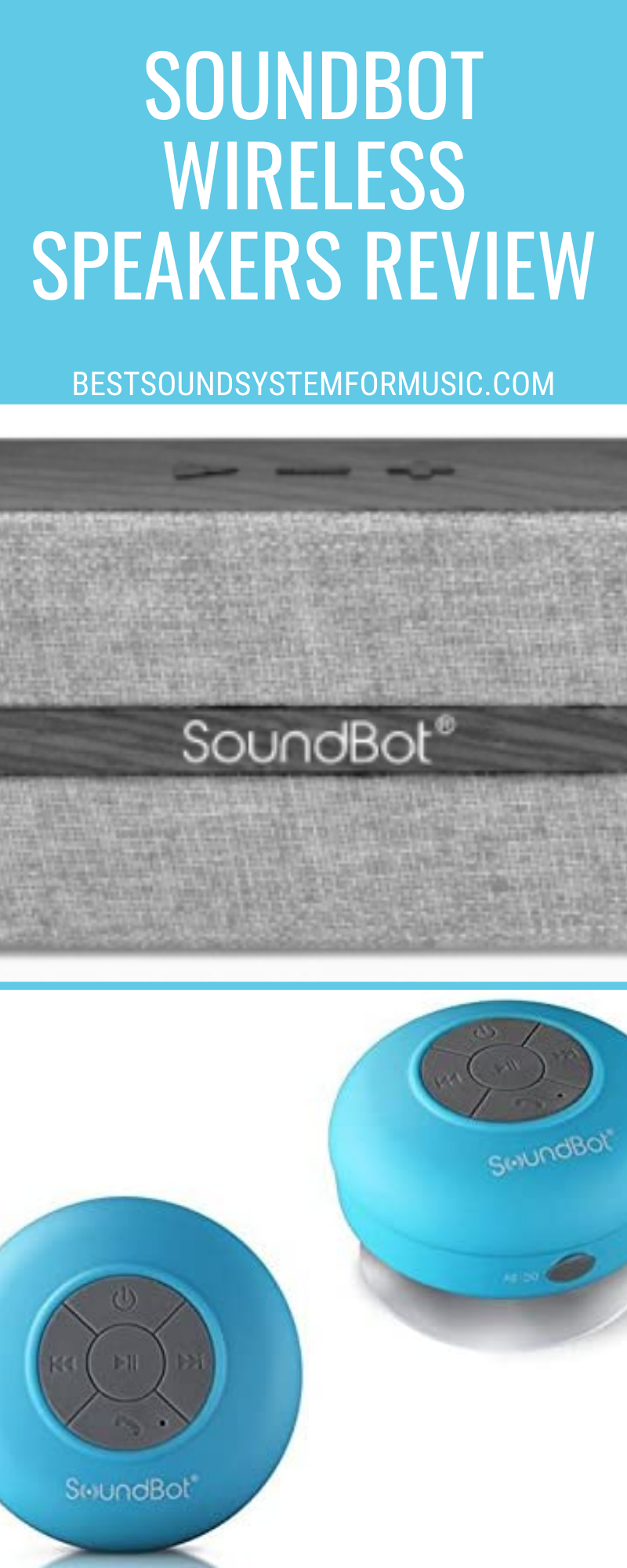 Soundbot Wireless Speakers Reviews