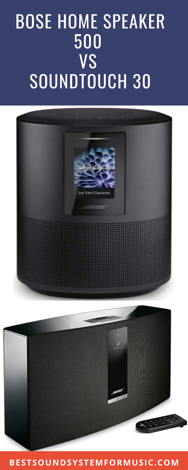 Bose Home Speaker 500 Vs Soundtouch 30 reviews