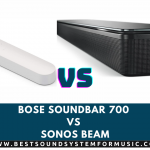 Bose Soundbar 700 vs Sonos Beam