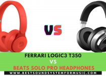 Ferrari Logic3 Vs Beats Headphones