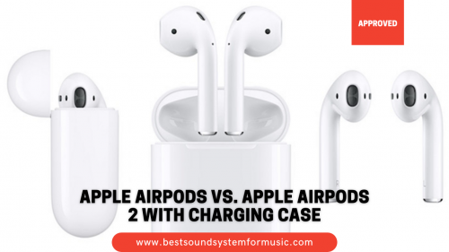 difference between Airpods and Airpods Pro